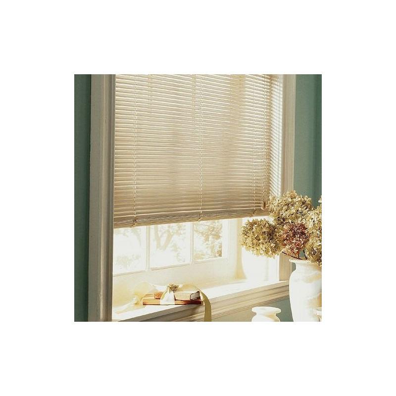 High Gloss Vinyl Privacy Blinds Curtain Drapery Com