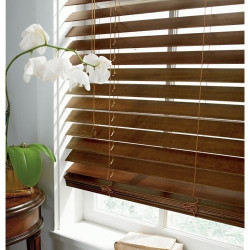 "2"" Distressed Basswood Blinds"