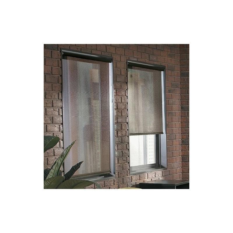 Solar Mesh Roller Shades And Screens Curtain Drapery Com
