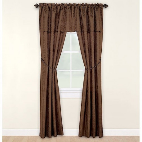 mainstays-victoria-complete-window-set---brown