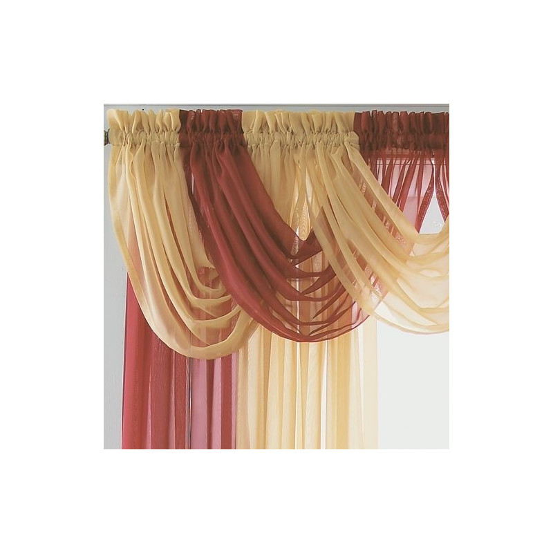 Lisette Sheer Top Treatments Curtain Drapery Com