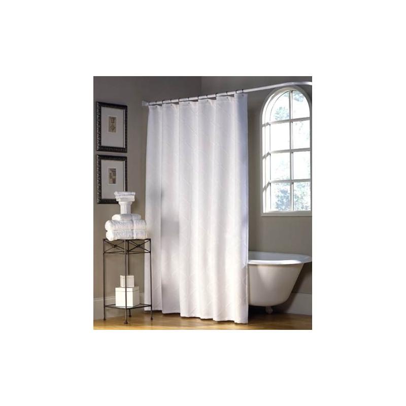 Matelasse Shower Curtain Curtain Drapery Com