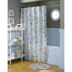 Croscill Atlantis Fabric Shower Curtain