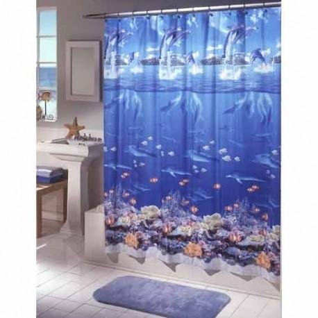 Sea Life Shower Curtain Curtain Drapery Com