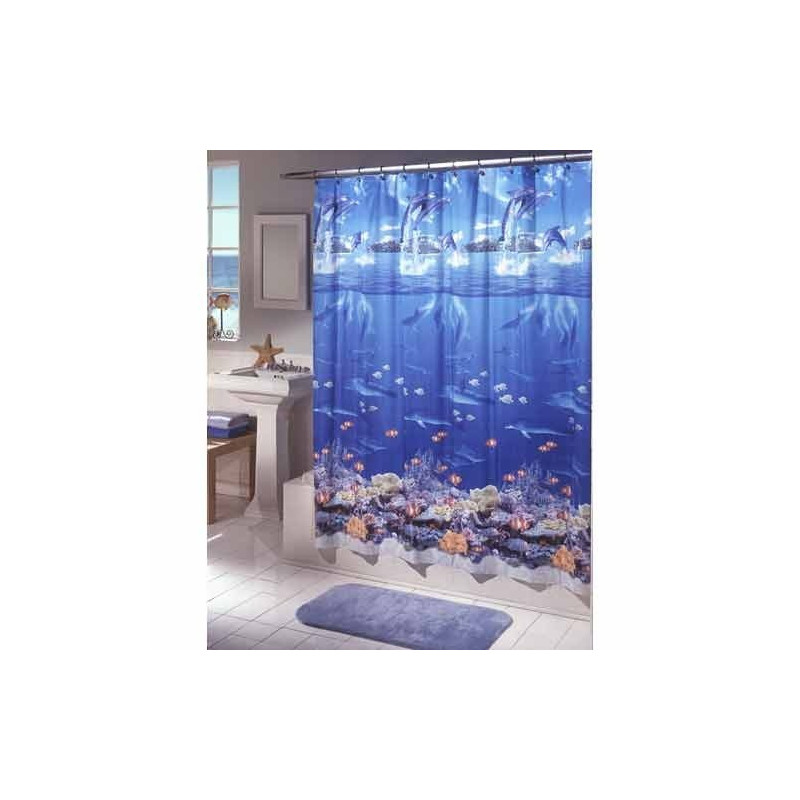 Sea Life Shower Curtain Curtain Drapery Com
