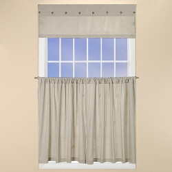 Nautica J Class Mini Window Curtains