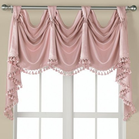 Supreme Victory Solid Valance Curtain Draperycom
