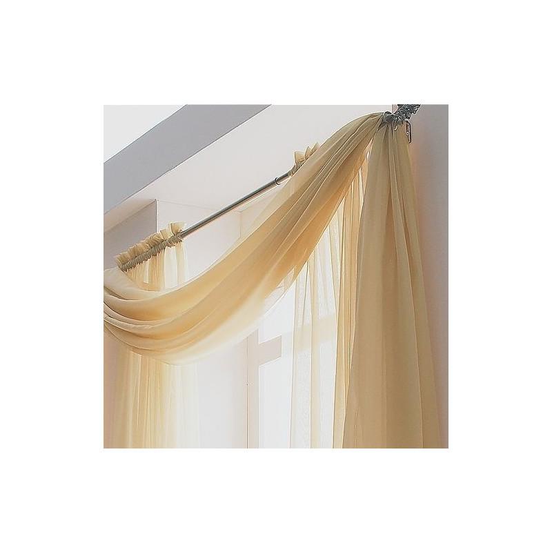Lisette Scarf Valance Curtain Drapery Com
