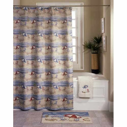 Ocean City Shower Curtain
