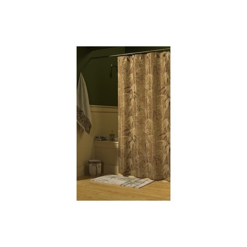 Croscill Samoa Fabric Shower Curtain Curtain Drapery Com