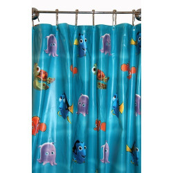 Nemo Underwater Shower Curtain