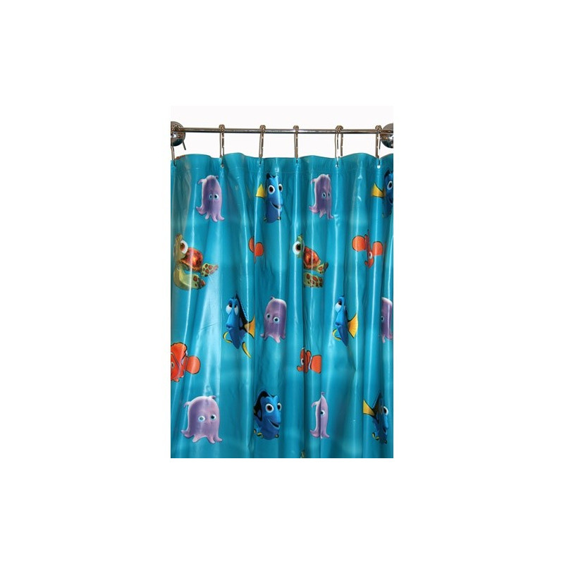 Nemo Underwater Shower Curtain Curtain Drapery Com