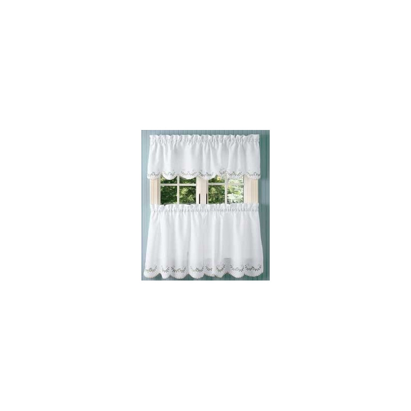 Forget Me Not Tier Curtains Curtain Drapery Com
