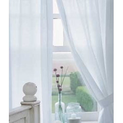 Hemstitch Tailored Curtain