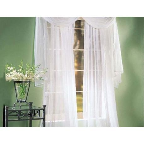 Luxury Sheer Curtain Drapery Com