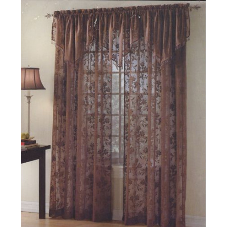 Julie Window Sheer Curtain Draperycom