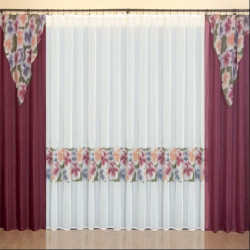 bratki-curtain-set