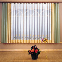 Klaudia curtain set