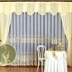 Gracja curtain set