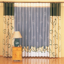 Dolores curtain set