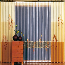 Diana curtain set