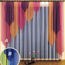 Donata curtain set