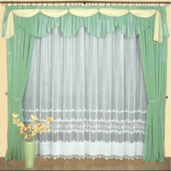 Minerwa curtain set