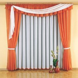 Lira curtain set