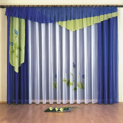 Ismena curtain set