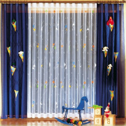 Niobe curtain set