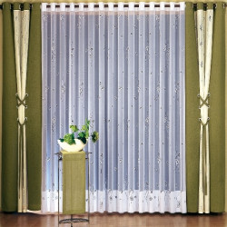 Pallas curtain set