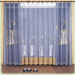 Medea net curtain