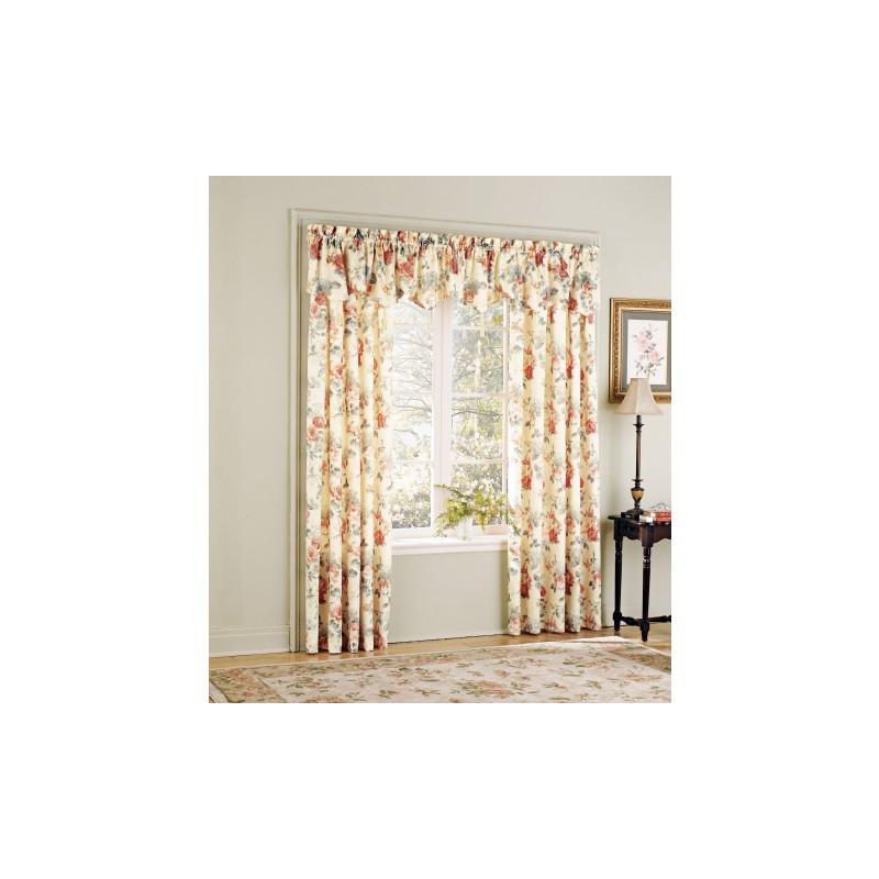 Dover Jacquard Panels Curtain Drapery Com