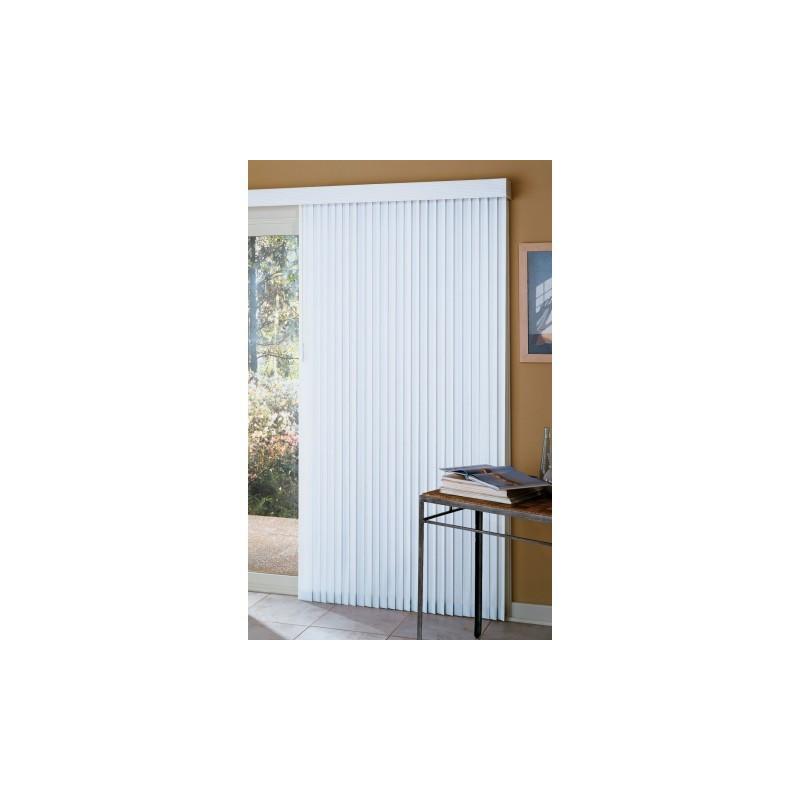 Fabric Vertical Blinds Curtain Drapery Com