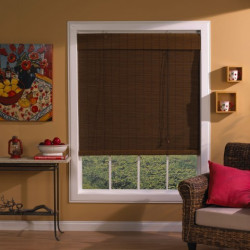 Fruitwood Imperial Blinds
