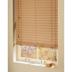 "Ready-Made 2"" Faux Wood Blinds"