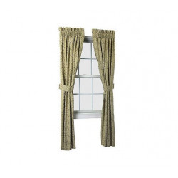 Croscill Caitlyn Pole Top Drapery Panel Pair