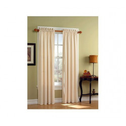 Newport Cotton Thermal Insulated Curtain Panel