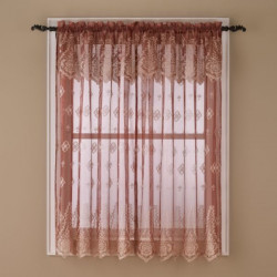 Sherry Lace Sheer Window Panels