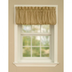 Essential Home Pouf Valance