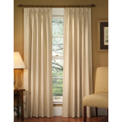 Bentley Goblet Pleat Drapes