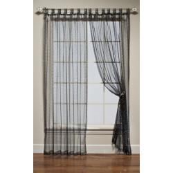 Groovy Window Curtains