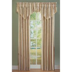 Parchment Curtain Panel