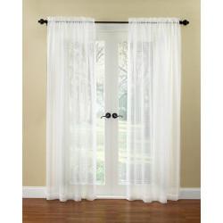 Waverly Ivory Window Sheer