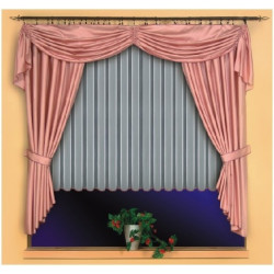Kamila curtain set