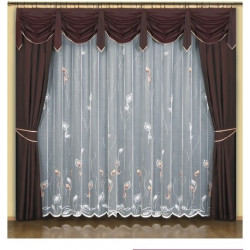 Sabrina curtain set