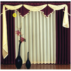 Erynia curtain set