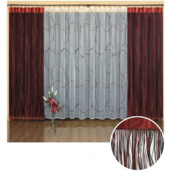 Estera curtain set