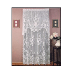 Laura Lace Curtain Panel