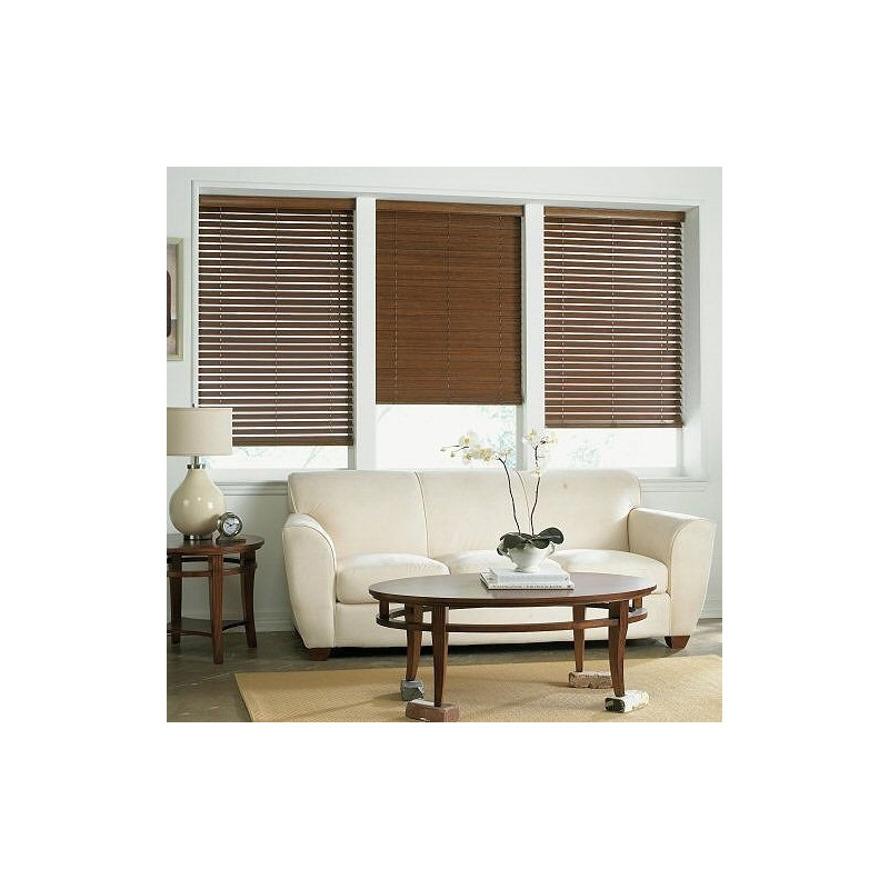 2 Quot Bamboo Blinds Curtain Drapery Com